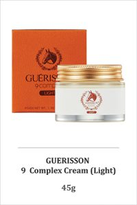 Guerisson 9complex Cream Light